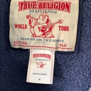 True Religion Tops - True Religion sleeveless fleece hoodie